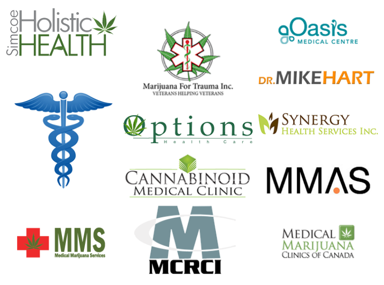 Marijuana Doctors & Clinics